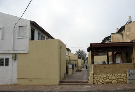דוגמא למרחב מוגן דירתי 8