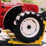 דוגמא מחסום רכב מודולארי 14