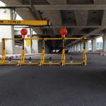 דוגמא מחסום רכב מודולארי 16