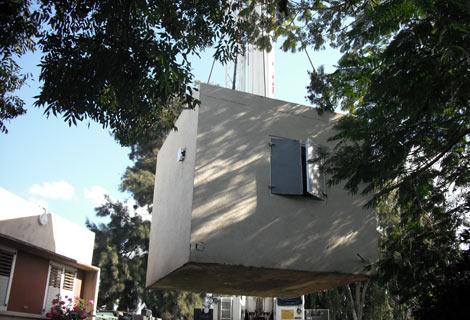 דוגמא למרחב מוגן דירתי 11
