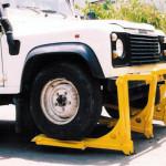דוגמא מחסום רכב מודולארי 9