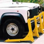 דוגמא מחסום רכב מודולארי 11